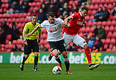 Charlton Athletic v Derby County 160416