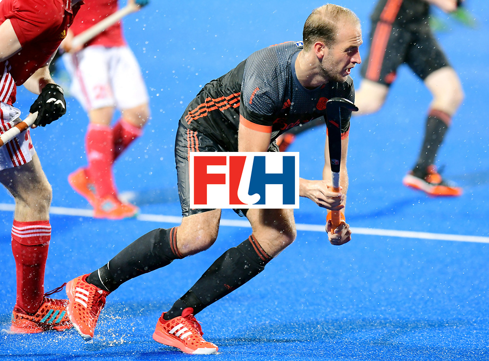 Odisha Men's Hockey World League Final Bhubaneswar 2017<br /> Match id:17<br /> England v Netherlands<br /> Foto: Billy Bakker (Ned) <br /> COPYRIGHT WORLDSPORTPICS FRANK UIJLENBROEK