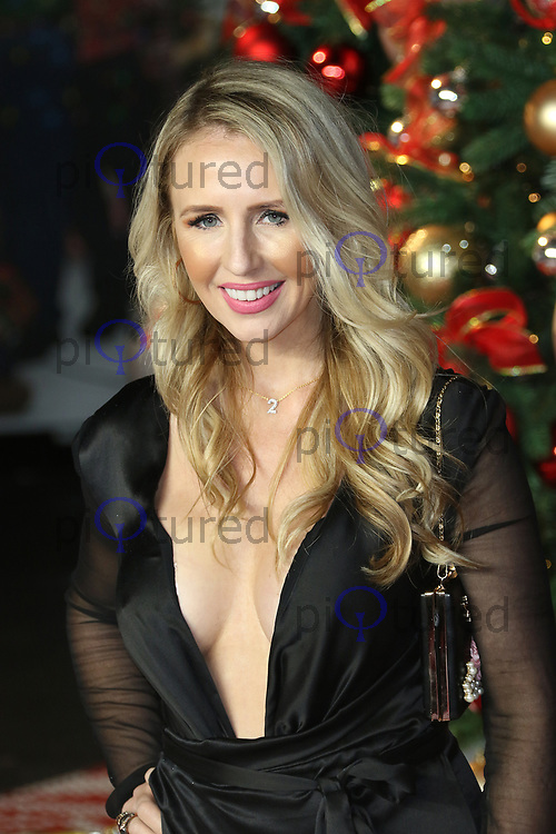 Naomi Isted, Daddy's Home 2 - UK Premiere, Leicester Square, London UK, 16 November 2017, Photo by Richard Goldschmidt