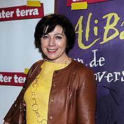 NLD/Amsterdam/20150116 - Premiere 'Ali Baba en de 40 rovers , Janke Dekker
