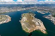 Ford Island, Pearl Harbor, Honolulu, Hawaii