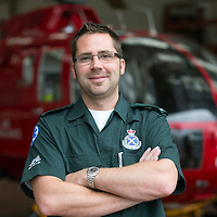 SCAA Paramedics Training Course...15.09.14<br /> Craig Henderson<br /> Picture by Graeme Hart.<br /> Copyright Perthshire Picture Agency<br /> Tel: 01738 623350  Mobile: 07990 594431