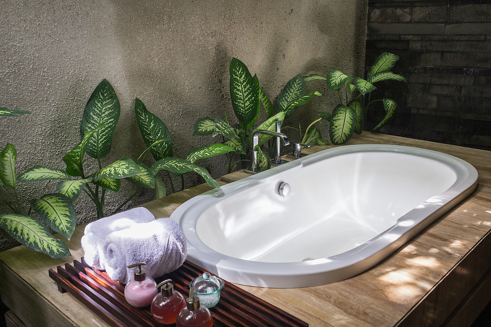 Ruby Spa at Ametis Villa in Canggu.  Bali, Indonesia.