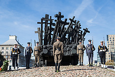 Poland: Anniversary of Soviet invasion of Poland, 17 September 2016