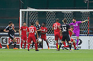 DC United's 20 game unbeaten streak at RFK came to an end at the hands of Sebastian Giovinco and Toronto FC. TFC defeated the Black-and-Red 2-1.