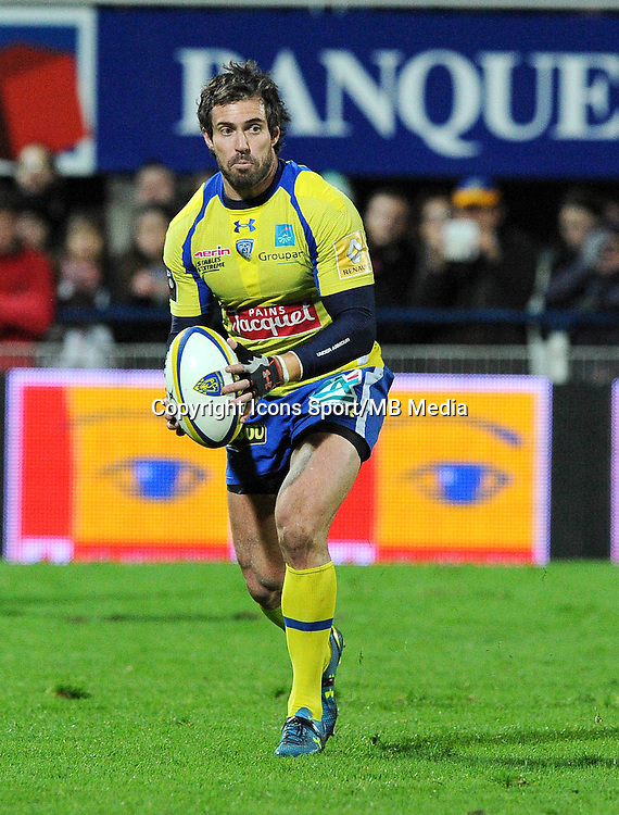 Brock James  - 13.03.2015 - Clermont / Begles Bordeaux  -  20eme journee de Top 14<br /> Photo : Jean Paul Thomas  / Icon Sport<br /> <br />   *** Local Caption ***