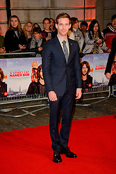 Luke Treadaway arriving at the World Premiere of A Street Cat Named Bob at the Curzon Mayfair on November 3 2016 in London. EXPA Pictures © 2016, PhotoCredit: EXPA/ Avalon/ Famous<br /> <br /> *****ATTENTION - for AUT, SLO, CRO, SRB, BIH, MAZ, SUI only*****