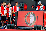 ROTTERDAM - DJ Afrojack during the feyenoord opendag 110 years  copyright robin utrecht