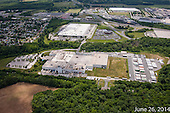 Frito Lay Plant Construction Aerial Photography