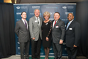 Schoonover Center, Tour, Opening Reception, President Dwayne Nellis, Interim President David Descutner, President Roderick McDavis, Scripps College of Communications, University Advancement, Steve Schoonover, Ohio University Foundation Board of Trustees