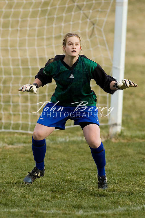 MCHS Varsity Girls Soccer.vs Orange.March 23, 2006