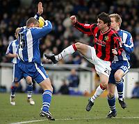 Photo: Paul Thomas. Chester City v Yeovil Town. Deva Stadium, Chester. Coca Cola League Two. 19/02/2005.