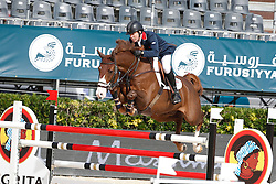 Whitaker Michael (GBR) - Viking<br /> Furusiyya FEI Nations Cup Jumping Final Round 1<br /> CSIO Barcelona 2013<br /> © Dirk Caremans