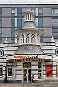 Sainsbury's local supermarket