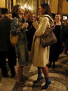 Hannah Carter and Sasha Markova. Gala Event: Better Than Sex. Reception after Cate Blanchett opened the 7 Australian Film Festival at Barbican Screen. Australian High Commission. © Copyright Photograph by Dafydd Jones 66 Stockwell Park Rd. London SW9 0DA Tel 020 7733 0108 www.dafjones.com