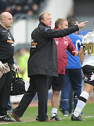Steve McClaren Manager Derby County, Derby County v Millwall Sky Bet Championship, Pride Park, Saturday 8th March 2014