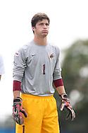 30 August 2015: Elon's Matthew Jegier. The Elon University Phoenix played the Saint Mary's College Gaels at Koskinen Stadium in Durham, NC in a 2015 NCAA Division I Men's Soccer match. Elon won the game 1-0.