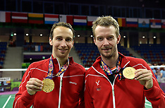 20150627 Baku 2015 European Games - Badminton