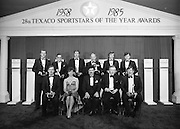 Sportstars awards, GAA, Motor Racing, Horse Racing,