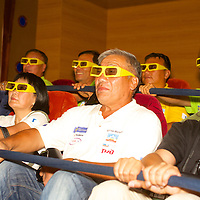 3D-cinema in Pyongyang