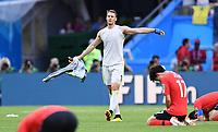 FUSSBALL WM 2018  Vorrunde  Gruppe F  27.06.2018 Suedkorea 2-0 Deutschland Enttaeuschung Deutschland; Torwart Manuel Neuer