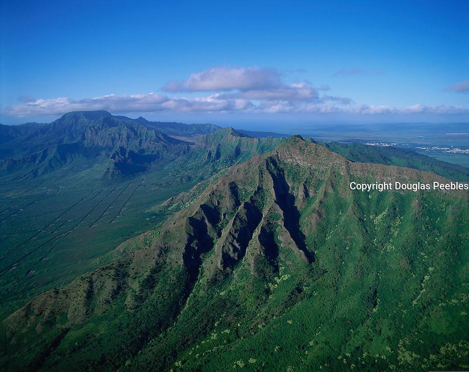Waianae Mountains, Oahu, Hawaii<br />