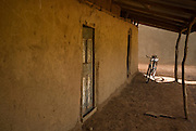 View of the Ying Anglican Primary School in the Savelugu-Nanton district, northern Ghana on Monday June 4, 2007.