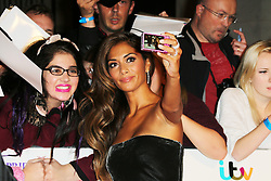 © Licensed to London News Pictures. 07/10/2013, UK. Nicole Scherzinger,  Pride of Britain Awards, Grosvenor House Hotel, London UK, 07 October 2013. Photo credit : Richard Goldschmidt/Piqtured/LNP