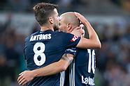 2019 A-League Melbourne Victory v Newcastle Jets - R13