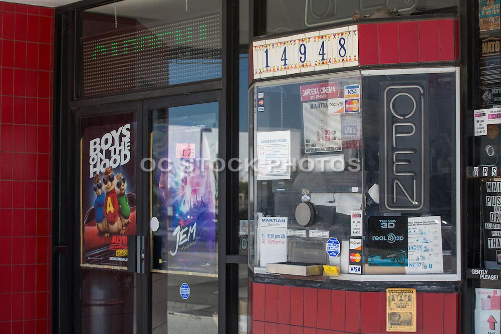 Gardena Cinema Box Office