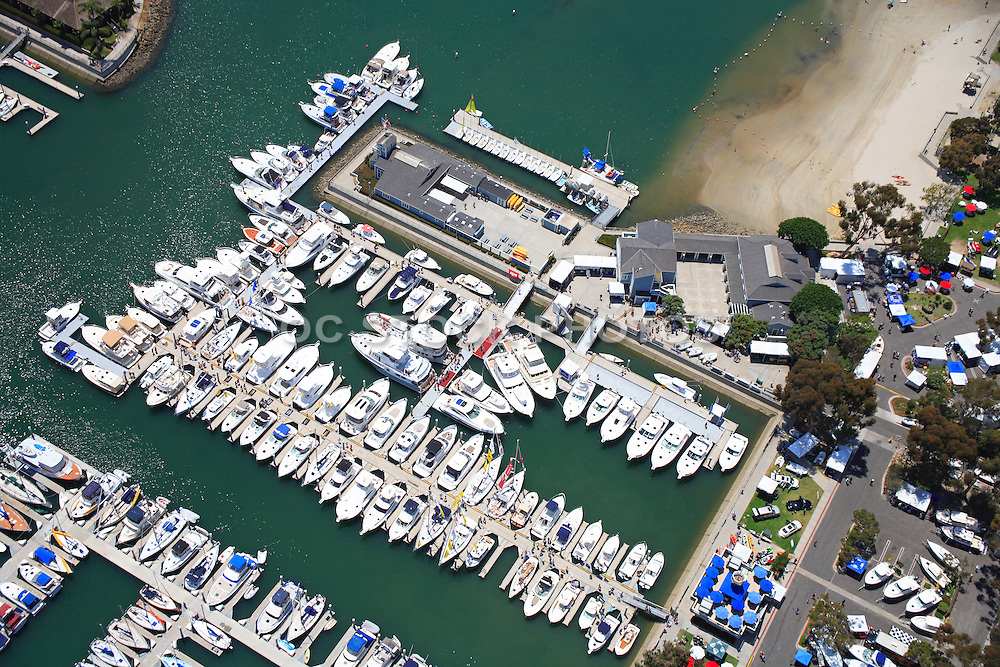 Youth & Group Center and Public Docks at the Dana Point Harbor