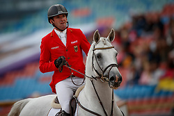 Weishaupt Philipp, GER, LB Convall<br /> FEI European Jumping Championships - Goteborg 2017 <br /> © Hippo Foto - Dirk Caremans<br /> 24/08/2017,