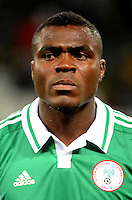 CAF_Africa Cup of Nations - South Africa 2013 / Group C / <br /> Nigeria vs Burkina Faso 1-1  ( Mbombela Stadium - Nelspruit, South Africa ) <br /> Emmanuel Emenike of Nigeria , during the match between Nigeria and Burkina Faso