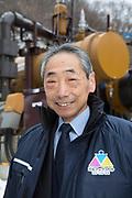 Mr Katsuichi Kato, Genki Up Tsuchiyu<br /> <br /> Tsuchiyu Onsen<br /> <br /> Fotograf: Christina Sjögren<br /> Copyright 2018, All Rights Reserved
