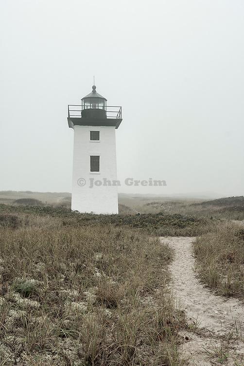 Wood End Lighthouse, Provincetown, Cape Cod, Massachusetts, USA.