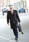 Andrew Marr Show <br /> arrivals <br /> 13th November 2016 <br /> BBC, Broadcasting House, London, Great Britain <br /> <br /> <br /> Rt Hon Crispin Blunt MP<br /> for Reigate <br /> <br /> <br /> <br /> <br /> <br /> Photograph by Elliott Franks <br /> Image licensed to Elliott Franks Photography Services