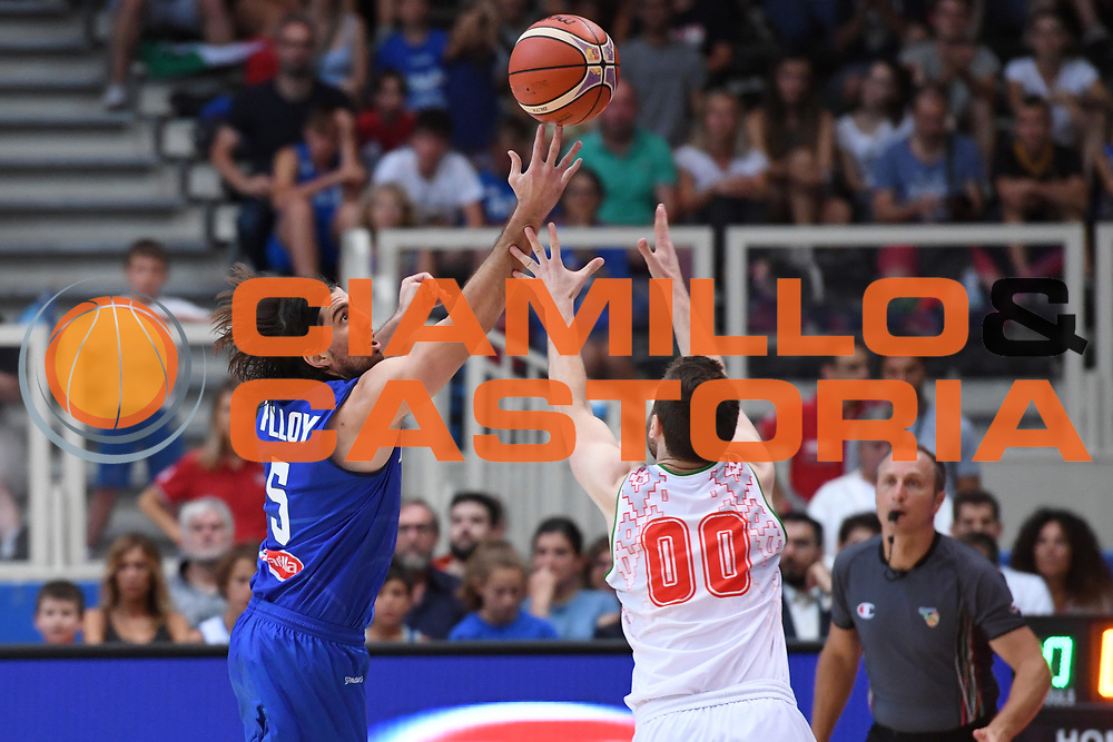 Ariel Filloy<br /> Nazionale Italiana Maschile Senior - Trentino Basket Cup 2017<br /> Italia - Bielorussia Italy - Belarus<br /> FIP 2017<br /> Trento, 29/07/2017<br /> Foto M.Ceretti / Ciamillo-Castoria