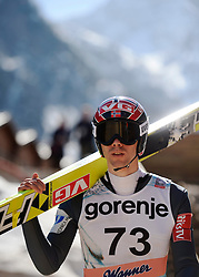 20.03.2014, Planica, Ratece, SLO, FIS Weltcup Ski Sprung, Planica, Qualifikation, im Bild Anders Bardal // Anders Bardal during the qualifikation of the mens individual large Hill of the FIS Ski jumping Worldcup Cup finals at Planica in Ratece, Slovenia on 2014/03/20. EXPA Pictures © 2014, PhotoCredit: EXPA/ Newspix/ Irek Dorozanski<br /> <br /> *****ATTENTION - for AUT, SLO, CRO, SRB, BIH, MAZ, TUR, SUI, SWE only*****