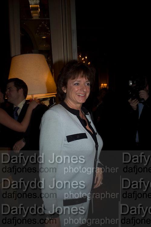 ROSA MONCKTON, ' Top Tips for Girls' Kate Reardon - book launch party<br />Claridge's Hotel, Brook Street, London,28 January 2008. -DO NOT ARCHIVE-&copy; Copyright Photograph by Dafydd Jones. 248 Clapham Rd. London SW9 0PZ. Tel 0207 820 0771. www.dafjones.com.