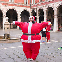 Father Christmas Run Venice