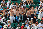 Roland Garros. Paris, France. May 30th 2012.During the game opposing the french player Gilles SIMON to Brian BAKER.