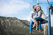 Jeff & Katie's Snowmass/Aspen Engagement Session