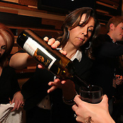 Seattle's 3rd Annual Wine Rocks at the Hard Rock Cafe benefitting Arts Corps.