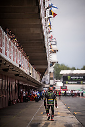 June 17, 2018 - Barcelone, Espagne - HAFIZH SYAHRIN - MALAYSIAN - MONSTER YAMAHA TECH 3 - YAMAHA (Credit Image: © Panoramic via ZUMA Press)