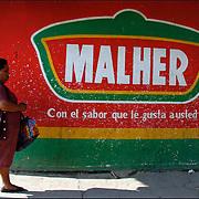 Publicité Malher. Antigua