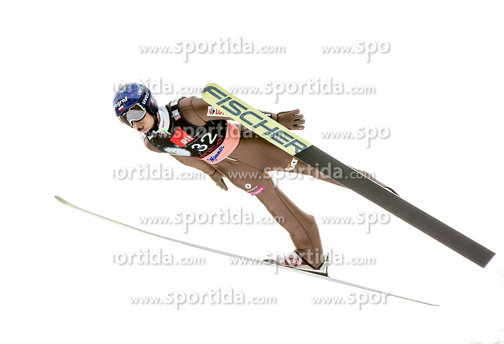 Maciej Kot of Poland during the Ski Flying Hill Individual Competition on Day Two of FIS Ski Jumping World Cup Final 2017, on March 24, 2017 in Planica, Slovenia. Photo by Vid Ponikvar / Sportida