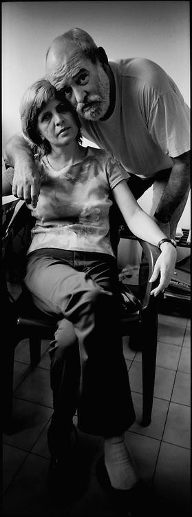 PORTRAITS / RETRATOS<br /> <br /> Ramon Grandal - Gilda Perez<br /> Fotografos Cubanos<br /> Caracas - Venezuela 2004<br /> <br /> (Copyright &copy; Aaron Sosa)