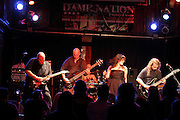 Avariel performs at Reggie's Music Joint in Chicago, Illinois for Dame Nation on 2011-07-29.