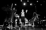 Imogen Heap performs at the Ogden Theater in Denver, Colorado.  Photo by Denise Chambers.
