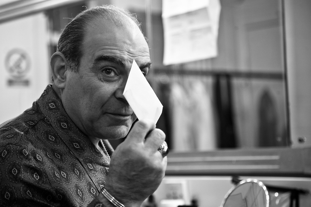 DAVID SUCHET | COMPLICIT | FEB 2009